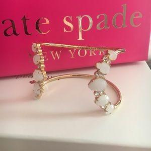 kate spade jeweled bracelet